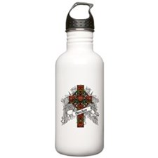 Sinclair Tartan Cross Water Bottle
