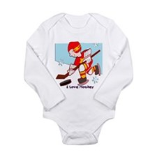 Hockey Boy 12T Body Suit