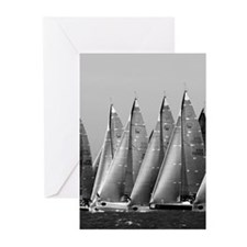 Sailing Photography Greeting Cards (Pk of 10)