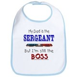 Dad is SERGEANT Bib