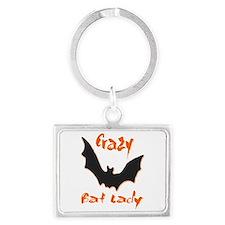 Crazy Bat Lady Keychains