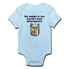 My Daddy Is The Words Best Pharmacist Body Suit