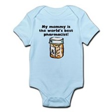 My Mommy Is The Words Best Pharmacist Body Suit