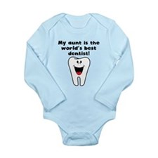 My Aunt Is The Words Best Dentist Body Suit