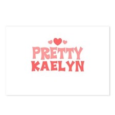 Kaelyn Postcards (Package of 8)