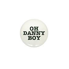 OH DANNY BOY Mini Button (10 pack)