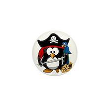 Unique Talk like a pirate Mini Button (100 pack)
