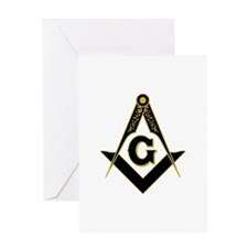 Masonic_2.jpg Greeting Cards