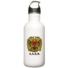 32nd Degree A.A.S.R. Water Bottle