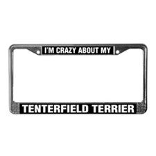 I'm Crazy About My Tenterfield Terrier