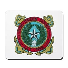 USS TOM GREEN COUNTY Mousepad