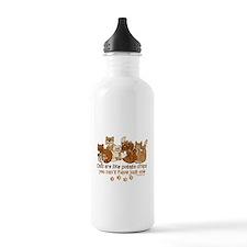 Cute One liners Water Bottle