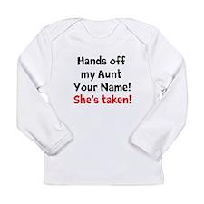 My Aunt Is The Worlds Best Nurse (Custom) Long Sle