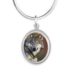 Wolf 024 Necklaces