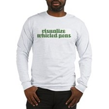 VISUALIZE PEAS Long Sleeve T-Shirt