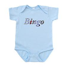Bingo Dark Mosh Infant Bodysuit