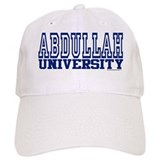 ABDULLAH University Baseball Cap