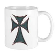 Christian Biker Chopper Cross Mug