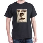 Wanted Jesse James Dark T-Shirt