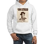Wanted Jesse James Hooded Sweatshirt