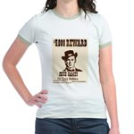 Wanted Jesse James Jr. Ringer T-Shirt