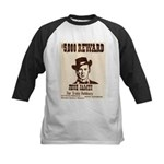 Wanted Jesse James Kids Baseball Jersey