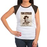 Wanted Jesse James Women's Cap Sleeve T-Shirt