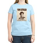 Wanted Jesse James Women's Light T-Shirt