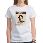 Wanted Jesse James Women's T-Shirt