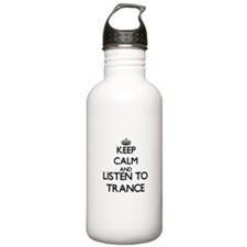 Keep calm and sing Water Bottle