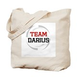 Darius Tote Bag