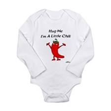 Unique Food and drink Long Sleeve Infant Bodysuit