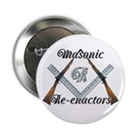 Masonic Re-enactors Button