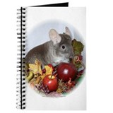 Chinchilla in Fall Journal
