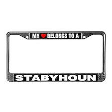 My Heart Belongs to a Stabyhoun
