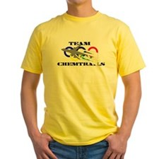 Team Chemtrails T-Shirt