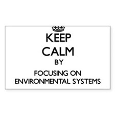 Keep calm by focusing on Environmental Systems Sti