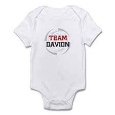 Davion Infant Bodysuit