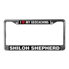 I Love My GeoCaching Shiloh Shepherd