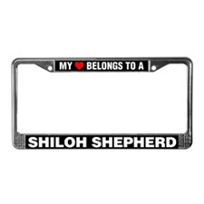 My Heart Belongs to a Shiloh Shepherd