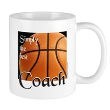 BASKETBALL Small Mug
