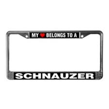 My Heart Belongs to a Schnauzer