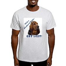 Cute Bloodhound T-Shirt