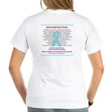 Scleroderma Facts (backprint) Shirt