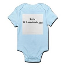Hunters Infant Bodysuit
