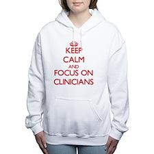 Cool Psychoanalyst Women's Hooded Sweatshirt