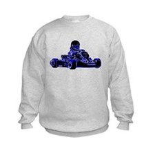Cute Race kart Sweatshirt