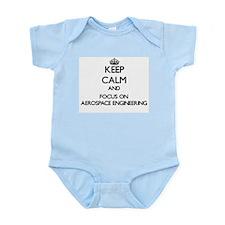 Keep calm and focus on Aerospace Engineering Body