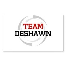 Deshawn Rectangle Decal