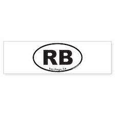 Unique Diego Bumper Sticker